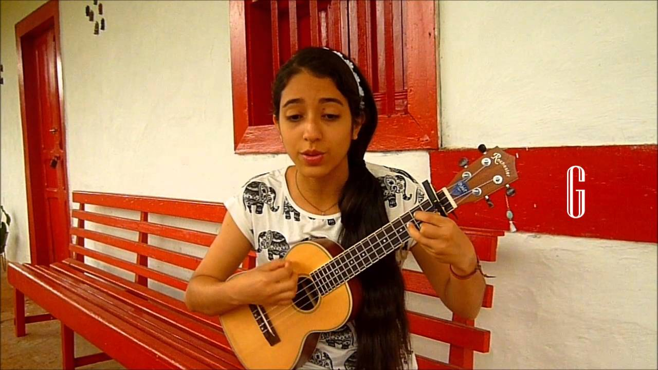Limón Y Sal Julieta Venegas Ukulele Cover Acordes B E L Youtube