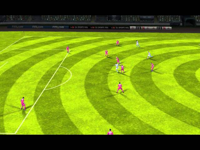 FIFA 14 Android - FC Zürich VS Grasshoppers