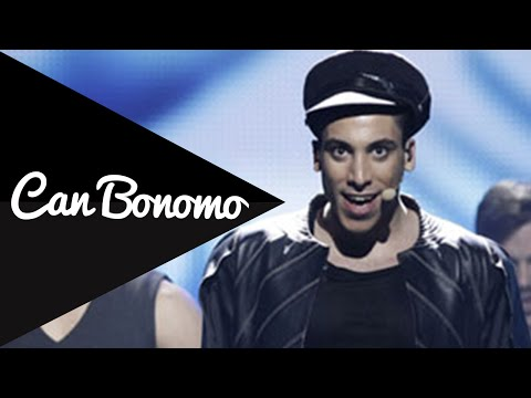 CAN BONOMO - Love Me Back- Grand Final - 2012 Eurovision Song Contest