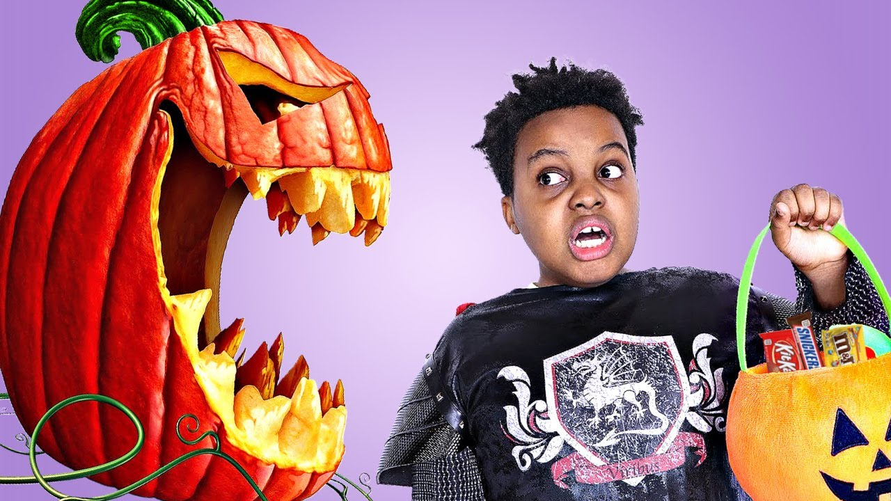 Download HALLOWEEN IN 2020 (Trick Or Treat) - Shiloh and Shasha Onyx Kids