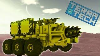 TerraTech #3 Игровой мультик про боевые машинки как конструктор лего Много машин танков самолетов(Боевые кубические машинки мультик игра для детей, собираем машину из кубиков как в конструкторе лего. Выжив..., 2016-10-04T02:00:01.000Z)
