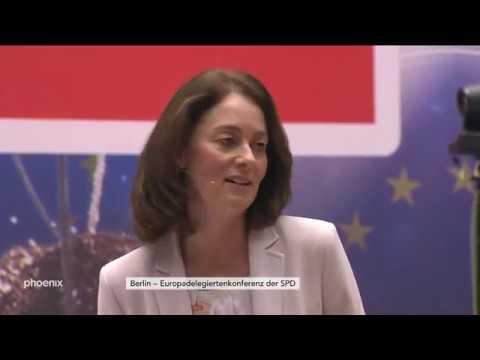 SPD-Europadelegiertenkonferenz in Berlin am 09.12.18