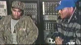 Noreaga (N.O.R.E.) & Tradgedy Khadafi interview (Rap City 1997) (Part 1 of 2)