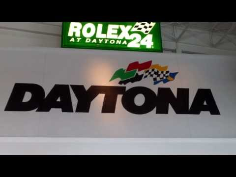 Daytona international Speedway Entrance