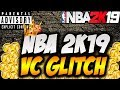 NBA 2K19 VC Glitch Update After Patch 1.04