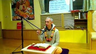 Шримад Бхагаватам 3.23.55 - Дамодара пандит прабху