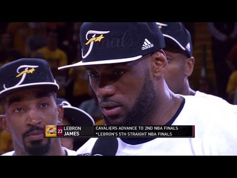 [Playoffs Ep. 23] Inside The NBA (on TNT) Full Episode (Finale) - Cavs Eastern Conference Champs
