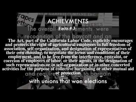 California Agricultural Labor Relations Act Top # 6 Facts