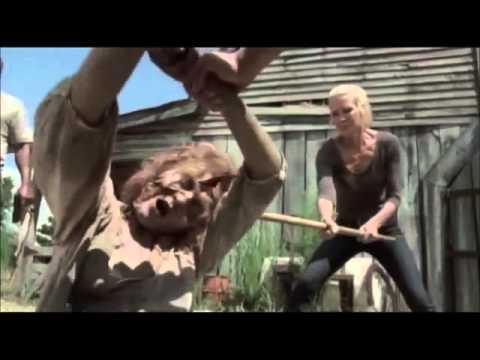 The Walking Dead Gory Kills