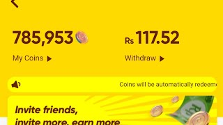 How to Get Unlimited Coins on Snack Video Apk | Snack Coine Withdraw | earn money snack video app screenshot 2