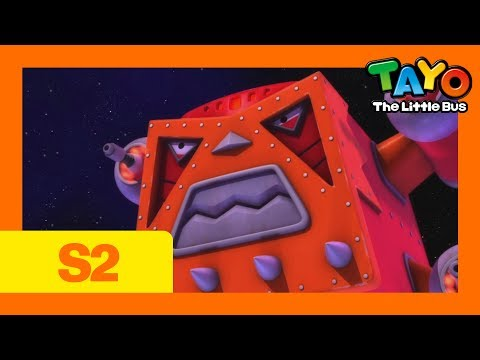 Tayo's Space Adventure Part 2 (30 mins) l Episode 18 l Tayo the Little Bus