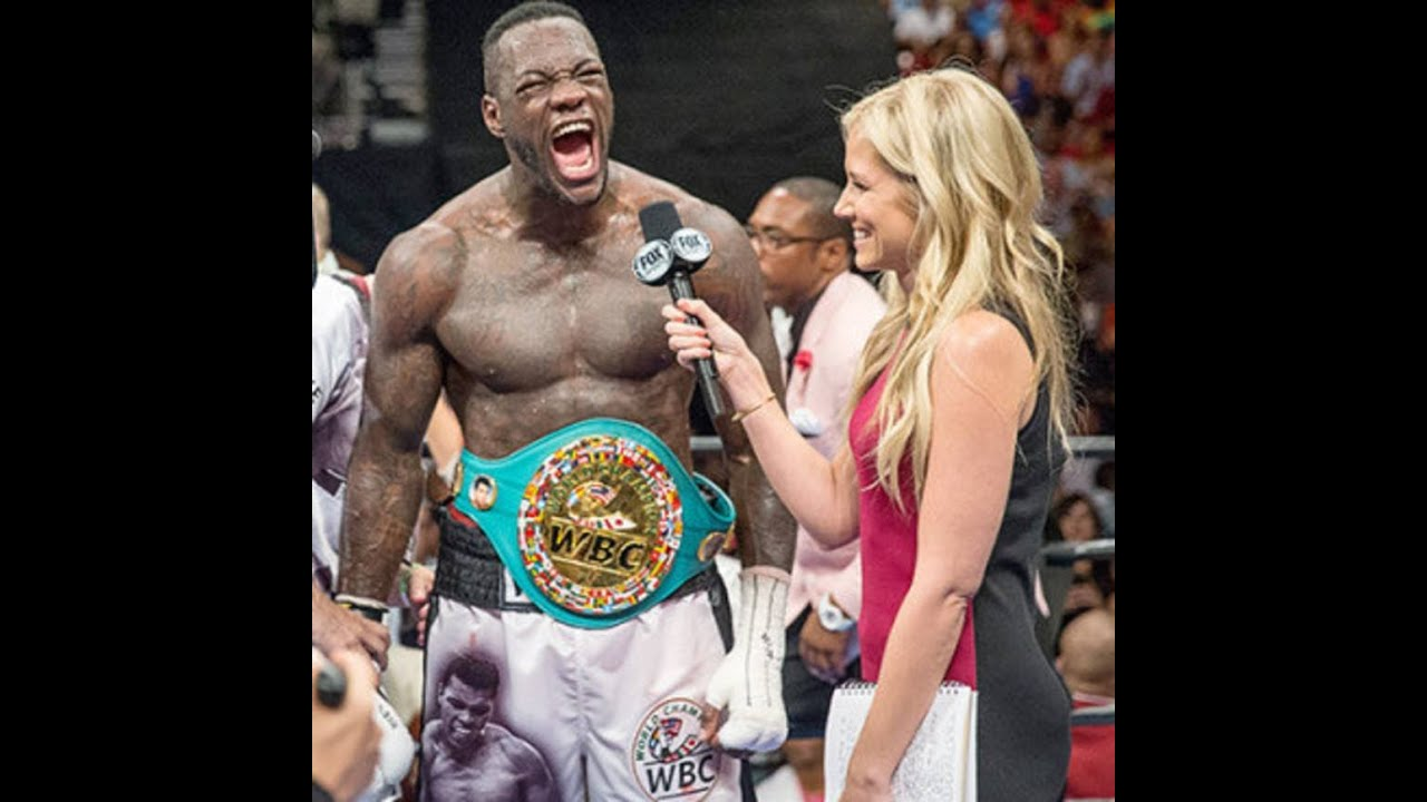 Deontay Wilder Stops Chris Arreola Via TKO8 By Paying