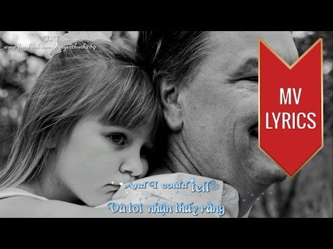 Papa | Paul Anka | Lyrics [Kara + Vietsub HD]