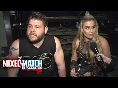 How will Team Pawz rebound from their first WWE Mixed Match Challenge defeat?