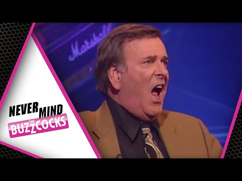 Terry Wogan The Eurovision King | Never Mind The Buzzcocks | Intros Round