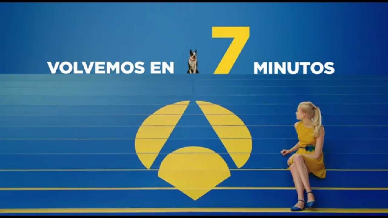 Antena 3 volvemos en 7 minutos 2014 youtube for Antena 3 online gratis