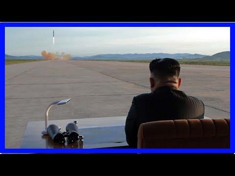 News today-the United States plans to use the weapons of the future to come down North Korean missi