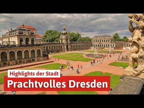 Prachtvolles Dresden - Frauenkirche, Zwinger, Semperoper und mehr!