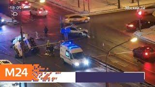 Смотреть видео Госдума поддержала проект об уголовной ответственности за оставление места ДТП с жертвами - Москва… онлайн