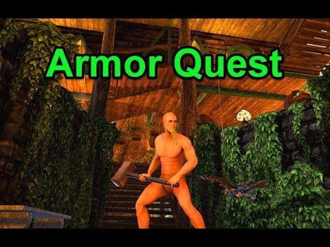 Armor Quest -  Shroud of the Avatar - Join Us