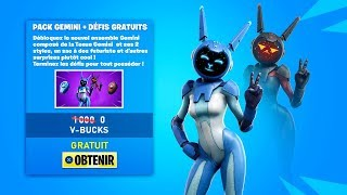 VOICI HOW TO HAVE THE FORTNITE PACKS PROCHAINS!