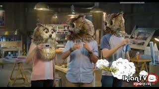 Iklan Ice Presso Kuku Beluk edisi Burung Hantu Ngerap