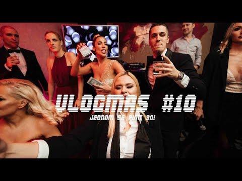 JEDNOM SE PUNI 30! | #VLOGMAS10