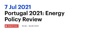 Portugal 2021: Energy Policy R…