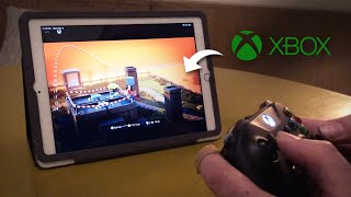 Play Xbox games on your iPad or laptop