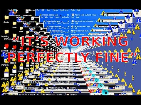 PC Optimizer Pro VS MEMZ Virus