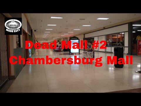 Dead Mall #2 Chambersburg Mall