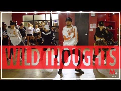 DJ Khaled Ft. Rihanna & Bryson Tiller - Wild Thoughts | Choreography by Nick Demoura
