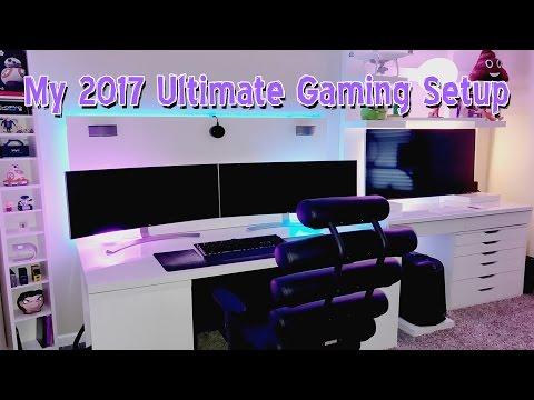 My 2017 ULTIMATE Gaming Setup