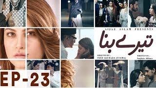 Tere Bina - Episode 23 | Har Pal Geo