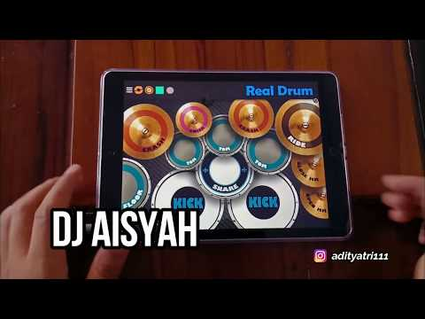 RealDrum - DJ Aisyah Jatuh Cinta Pada Jamilah