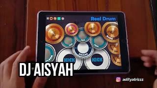 Download RealDrum - DJ Aisyah jatuh cinta pada jamilah Mp3