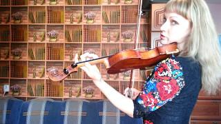Урок скрипки 11
