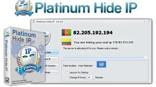 COMO DESCARGAR PLATINUM HIDE IP FULL (POR MEGA) 2015
