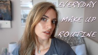 everyday make up tutorial Thumbnail