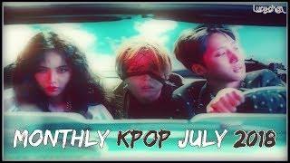 [TOP 20] KPOP Songs | July 2018