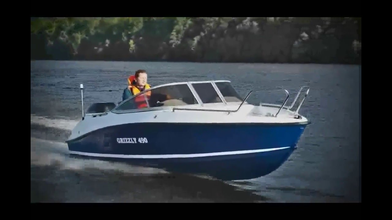Grizzly PRO 740 JET - YouTube