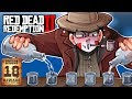 BARTENDING & STEALING HORSES! - RED DEAD REDEMPTION 2 - Ep. 18!