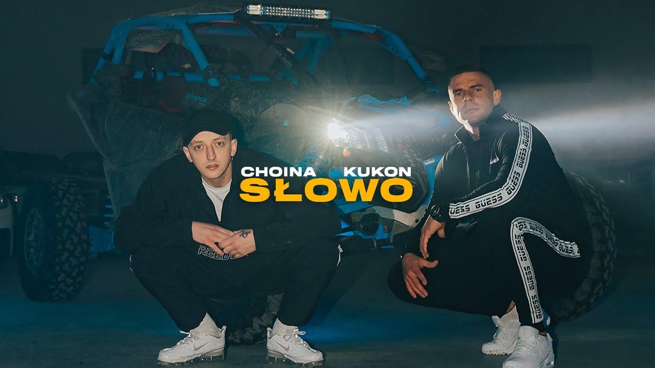 Choina feat. Kukon - Słowo (prod. KB Beatz, scr. DJ Sparowsky)