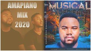 Amapiano Mix   Maero MFR Souls   August 2020   Musical Kings