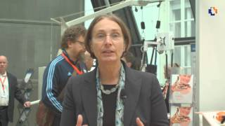 ECNR 2015: Interview with Stephanie Clarke
