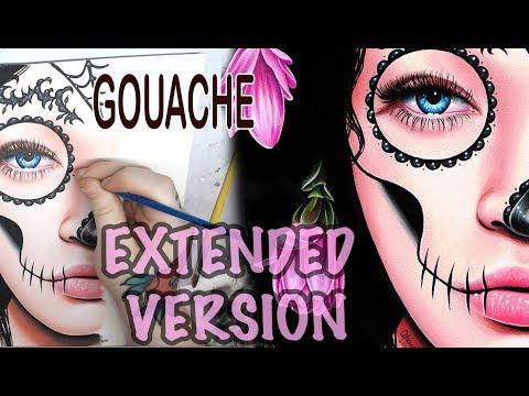 Blossom   GOUACHE   Extended Version