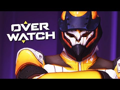 Shadow vs Reaper   OVERWATCH