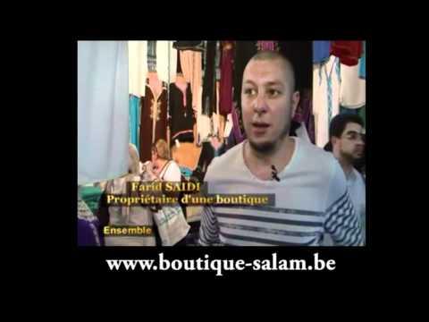 Boutique Salam au Bourget 2011