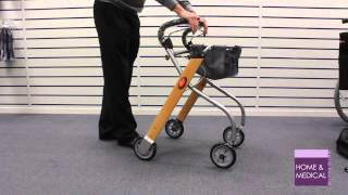 Lets Go Indoor Rollator Walking Aid