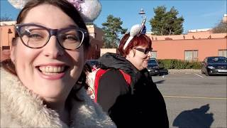 Vlog Disneyland Paris avec ma Maman spa piscine resto invention